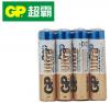 GP-4號超特強鹼性電池4入Ultra Plus(散裝)