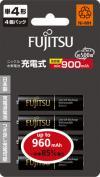 FUJITSU富士通 鎳氫充電電池 4-2S (960mAh)